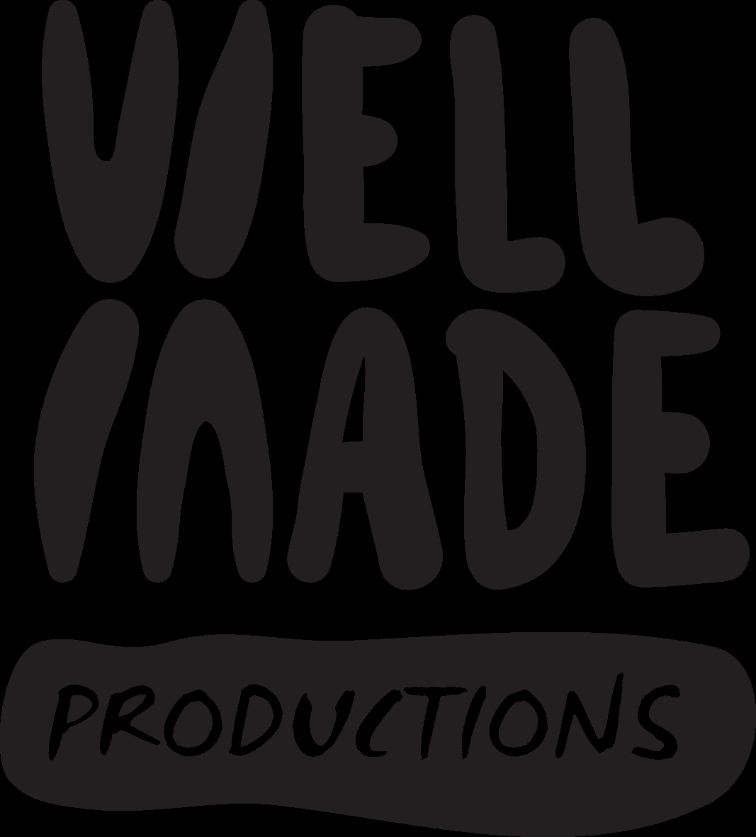 Logo well made productions